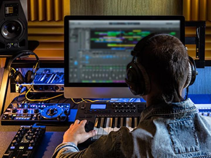 HOME kaleido music tecnology